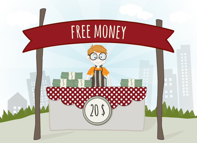 There is no such thing as free money?